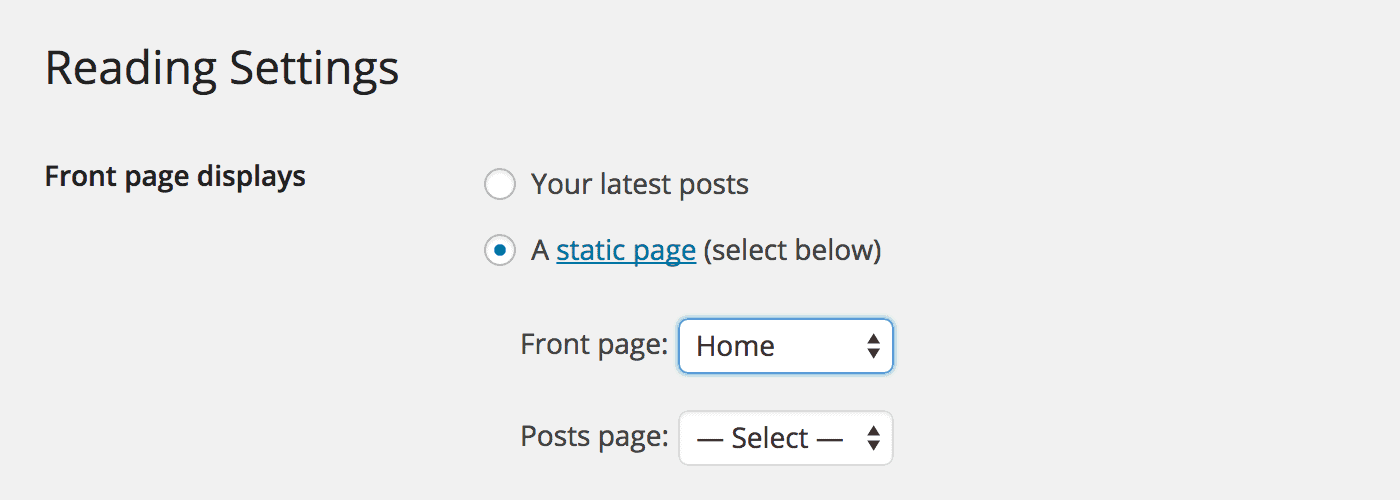 reading-settings-static-page